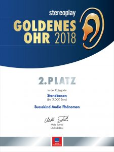 Oreille d'or 2018