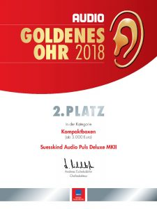 Oreille d'or 2018 2